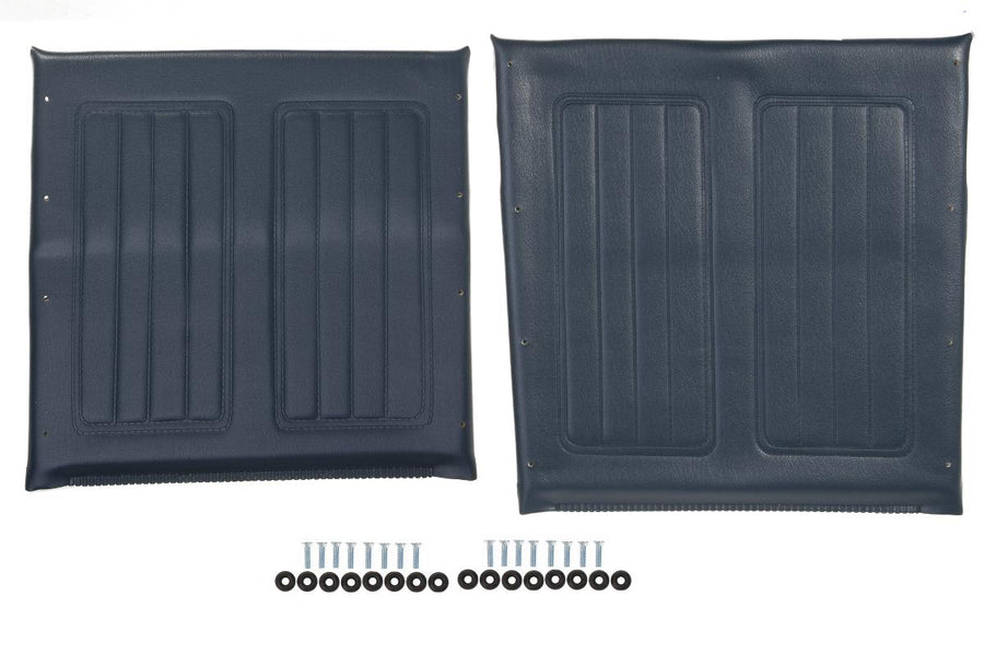 2000 Wheelchair Parts,Blue, Case of 1 set