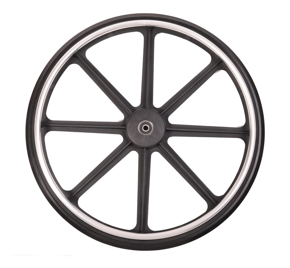 "16""-18"" Quick Release Rear Wheel Assembly, Each"