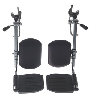 Pair of Wheelchair Elevating Legrests, Pair