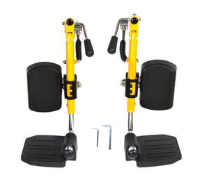 Kidz Pediatric Wheelchair Parts, Pair