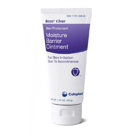 Baza¨ Clear Tube Scented Ointment Skin Protectant