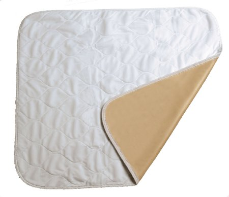 CareFor Absorbent with Halo Shield Reusable Polyester / Rayon Underpad