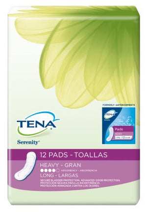 TENA¨ Serenity¨ Absorbent Polymer Female Disposable Bladder Control Pad