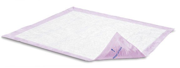 Attends¨ Supersorb¨ Breathables¨ Disposable Polymer Absorbent Underpad