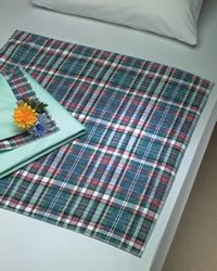 Plaidbex¨ Reusable Polyester / Rayon Absorbent Underpad