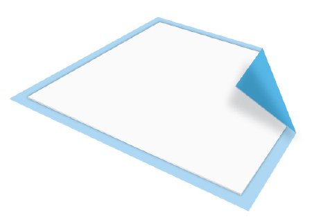 McKesson Lite Disposable Fluff / Polymer Absorbent Underpad