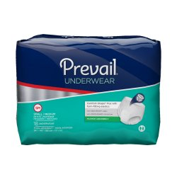Prevail Absorbent Disposable Pull On Adult Underwear