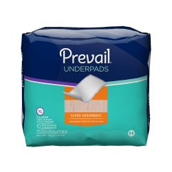 Prevail¨ Premium Disposable Polymer Absorbent Underpad