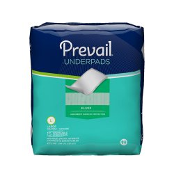 Prevail¨ Disposable Fluff Absorbent Underpad
