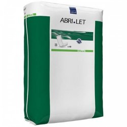 Abri Let Absorbent Fluff Unisex Disposable Bladder Control Pad