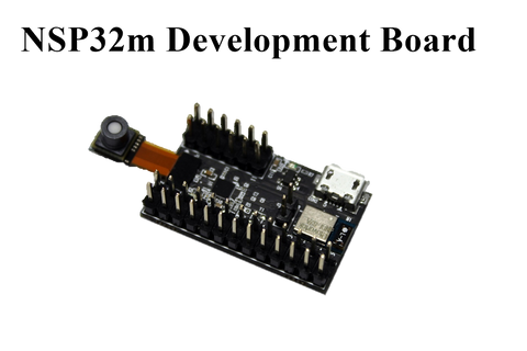 NSP32m_DBK    Development Board Kit