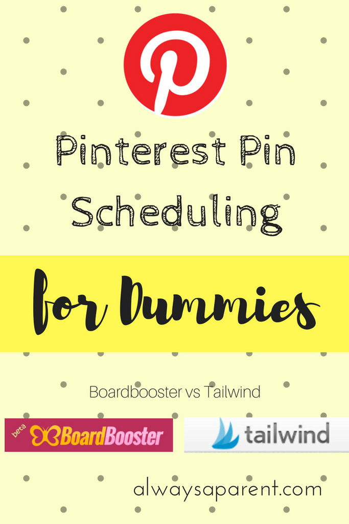 Pinterest Pin Scheduling  for dummies: Boardbooster vs Tailwind Tribes