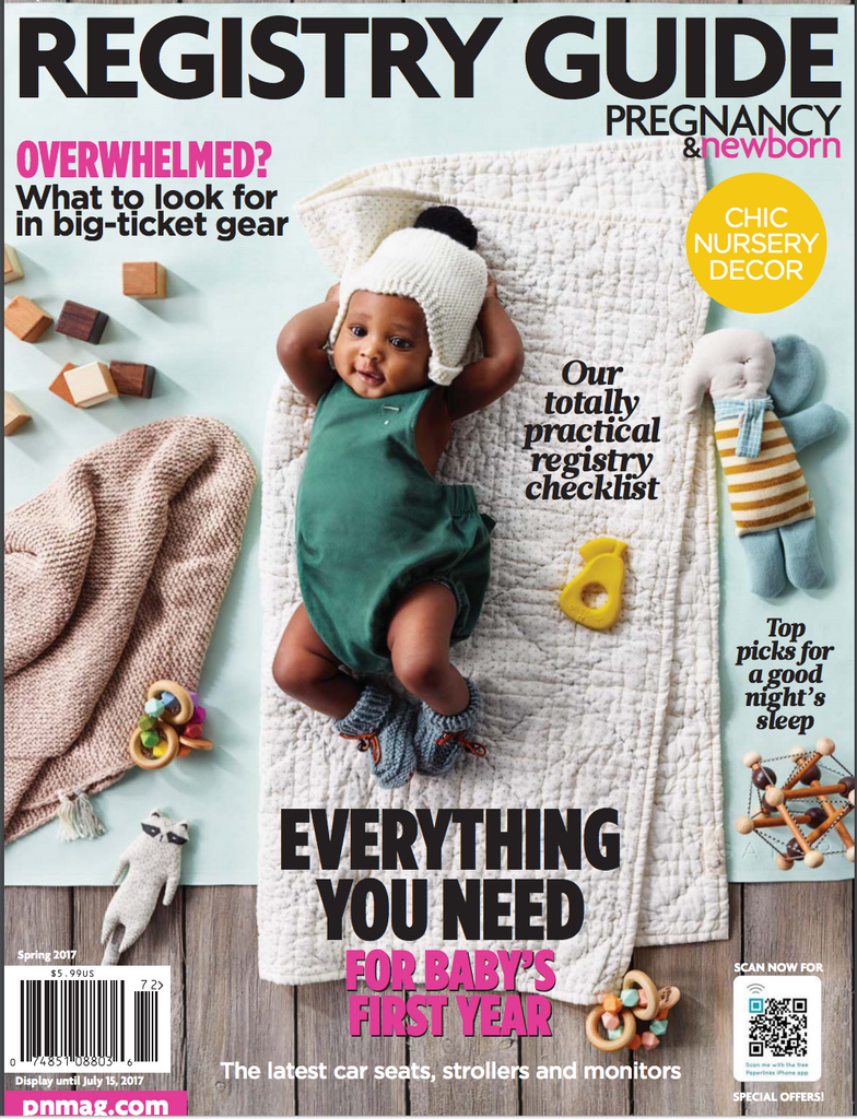 Cardimom® featured in Pregnancy & Newborn Magazine Registry Guide!