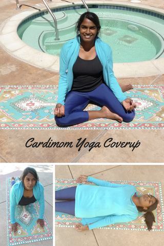 Yoga coverup