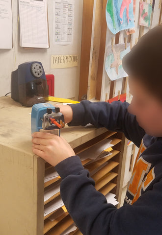 Product review:  Classroom Friendly Supplies Pencil Sharpener
