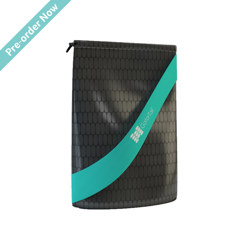 Turquoise Sports Bag