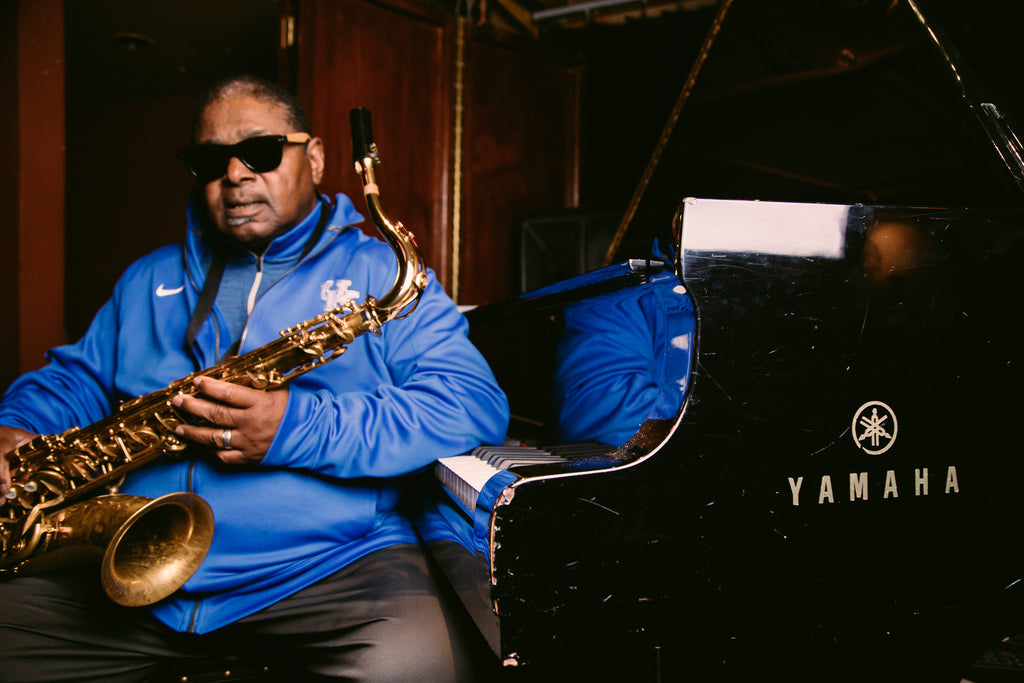 Bambooka Eyewear and Fred Wesley