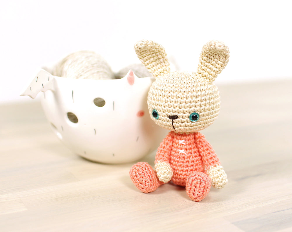 Five techniques to take your amigurumi to the next level