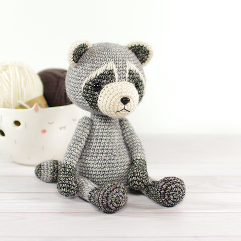 Amigurumi Raccoon Pattern