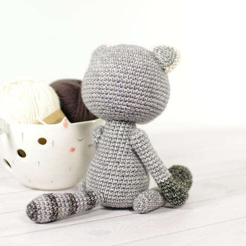 Amigurumi animal pattern