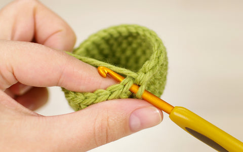 front post crochet stitch