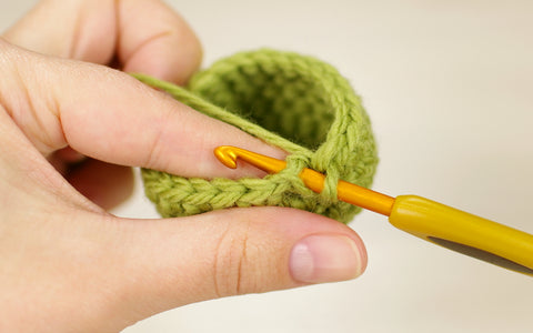back post crochet stitch