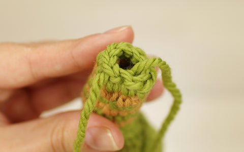 how to crochet joining rounds seamlessly