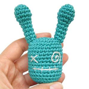 Free crochet rattle pattern