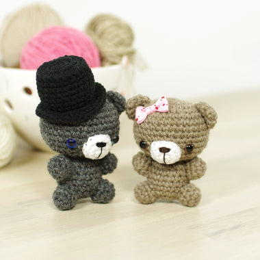 Free amigurumi teddy bear pattern
