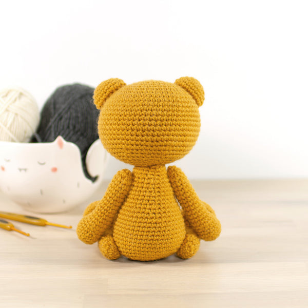 CROCHET KIT: Teddy bear