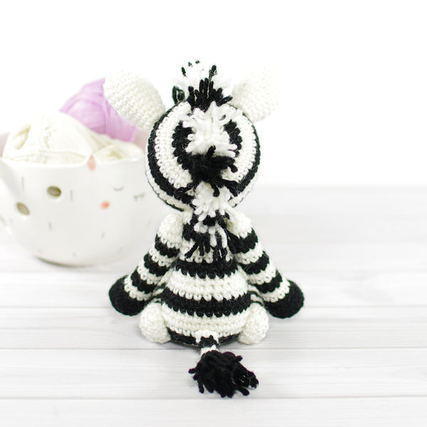 PATTERN: Small Zebra