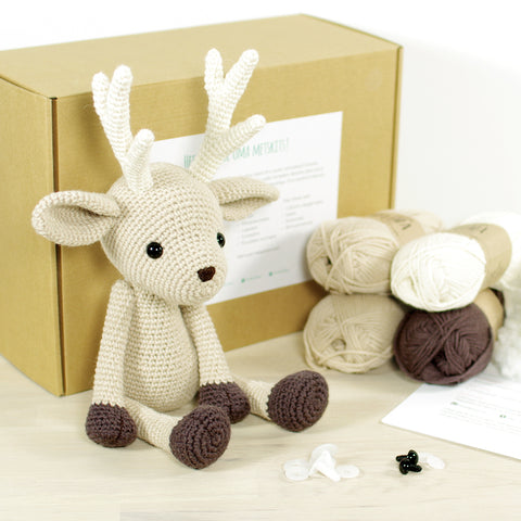 CROCHET KIT: Deer