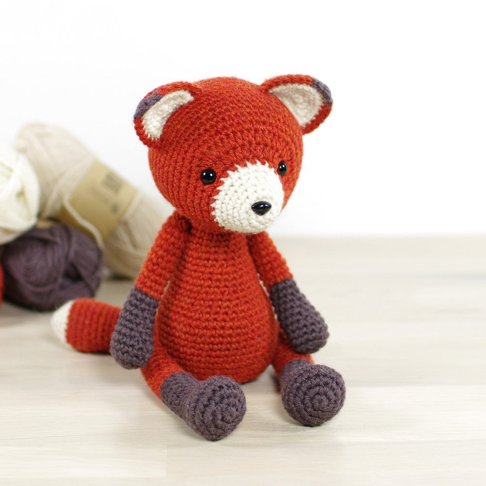 PATTERN: Red Fox