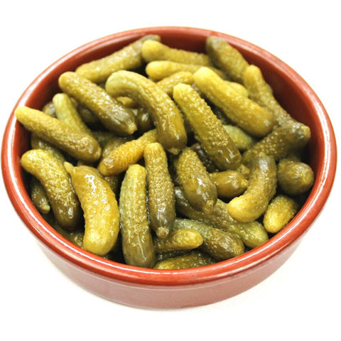 Miniature Spanish Gherkins