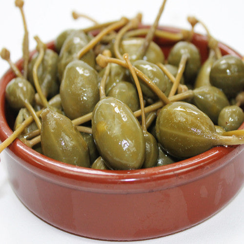 Spanish Caper Berries