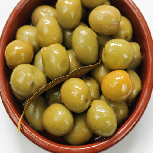Garlic and Chilli Spanish Olives