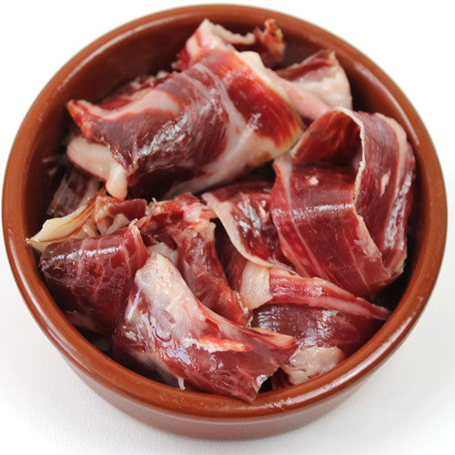 Hand Sliced Shoulder Jamón 80g