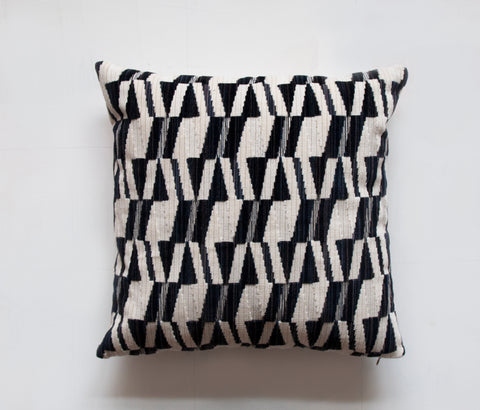 Bossa Nova Pillow Covers in Graphite