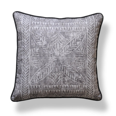 Thibaut Timbuktu Pillow Covers - Tribal Print Covers - Cotton Pillow Covers - Ethnic Pillows
