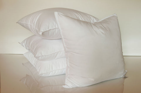 Pillow Inserts - Pillow Forms - Polyester Pillow Insert - Hypoallergenic Pillow Inserts