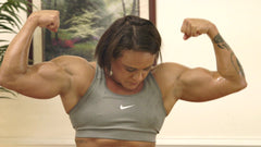Muscular Women & Muscle Worship