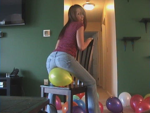 BALLOON POPPING 02 - BALLOON SITTING 60