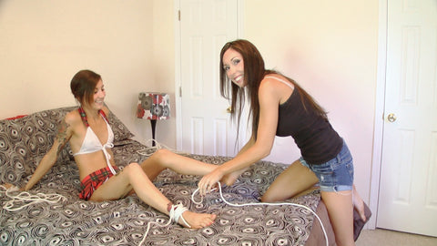 CHLOE TICKLE TORTURE