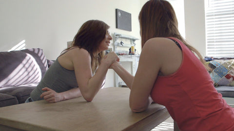 AMY HEATHER ARMWRESTLE