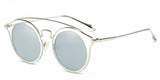 ChromeMirror Main ZILOE Spring Cool Round Mirror Polarised Sunglasses