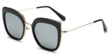 ChromeMirror Main ZILOE Retro C Polarised Designer Oversized Sunglasses