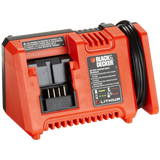 Black & Decker LDX220SBFC 20-Volt MAX Lithium-Ion Drill-Driver with Fast Charger
