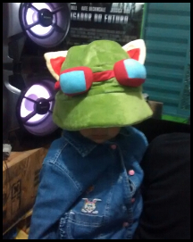 Teemo hat gamergift.net