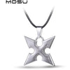 Kingdom Hearts Metal Necklace Roxas dart Pendant