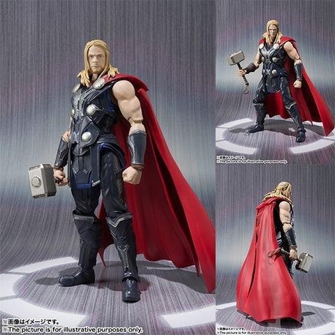 avengers Super hero thor movable figure